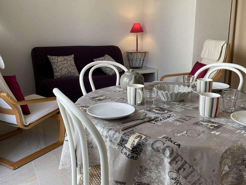 Appartement 1 pièces, 3 couchages -Roscoff, holiday rental in Ile-de-Batz