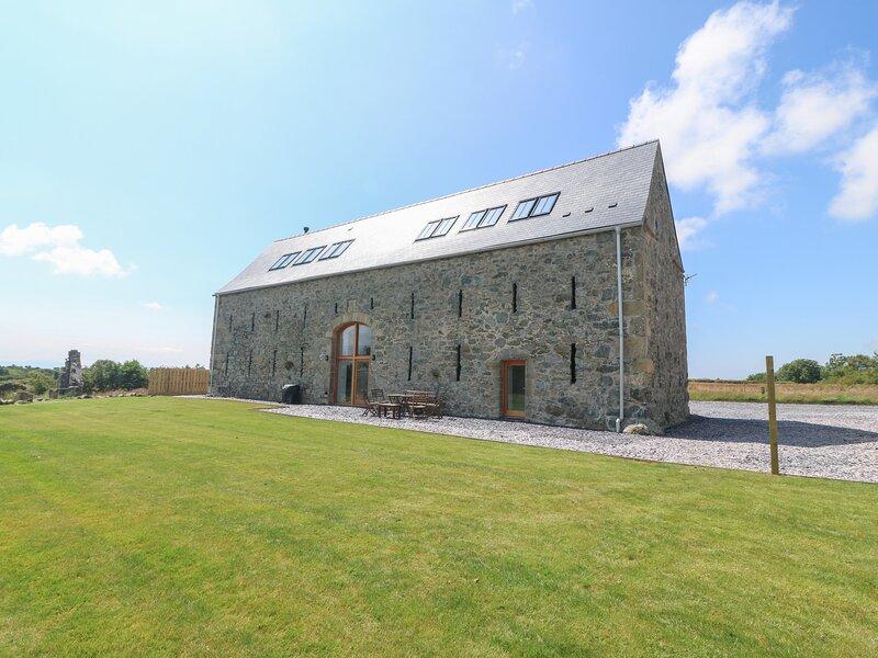 Tithe Barn, Malltraeth, casa vacanza a Bodffordd