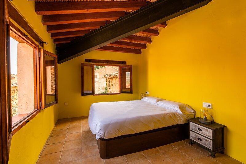 Villa Rural - El Cau de Corcolilla, alquiler de vacaciones en Chulilla