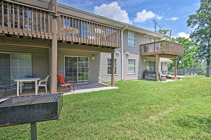 NEW! 1st-Floor Branson Condo Near Table Rock Lake!, vacation rental in Point Lookout
