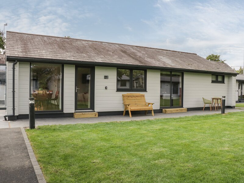 Lodge 9, Llanrwst, casa vacanza a Trefriw