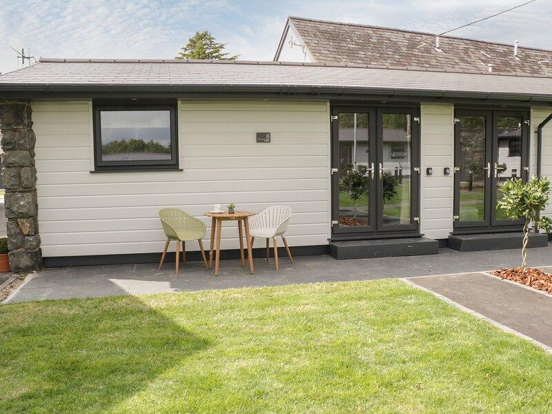 Lodge 8, Llanrwst, casa vacanza a Trefriw