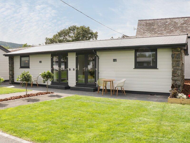 Lodge 7, Llanrwst, casa vacanza a Trefriw