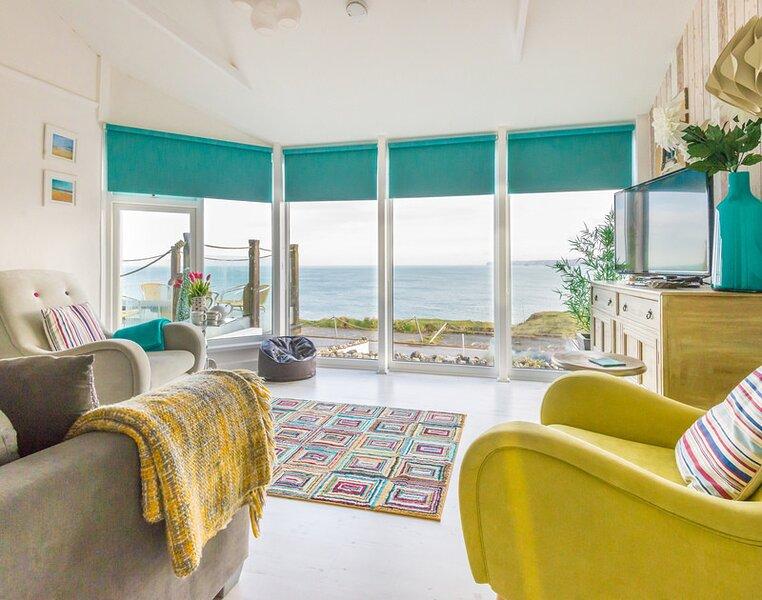 The View, Port Isaac, aluguéis de temporada em Port Gaverne