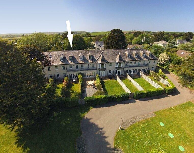 Lowenna Manor 4, Rock – semesterbostad i Rock