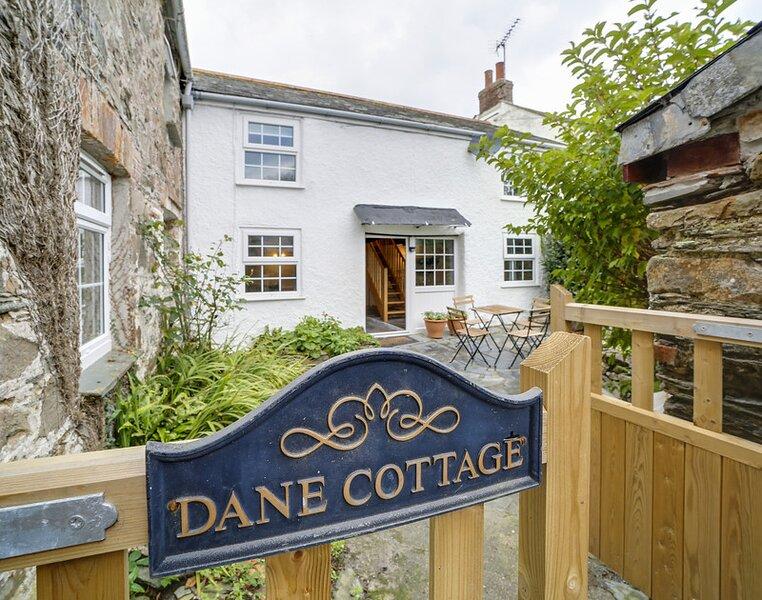 Dane Cottage, aluguéis de temporada em Port Gaverne