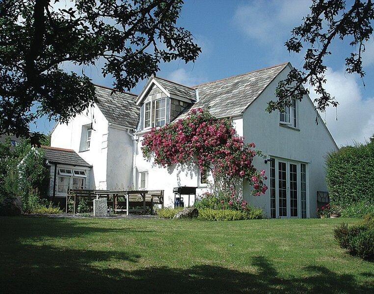 Rose Cottage, Rock – semesterbostad i Rock