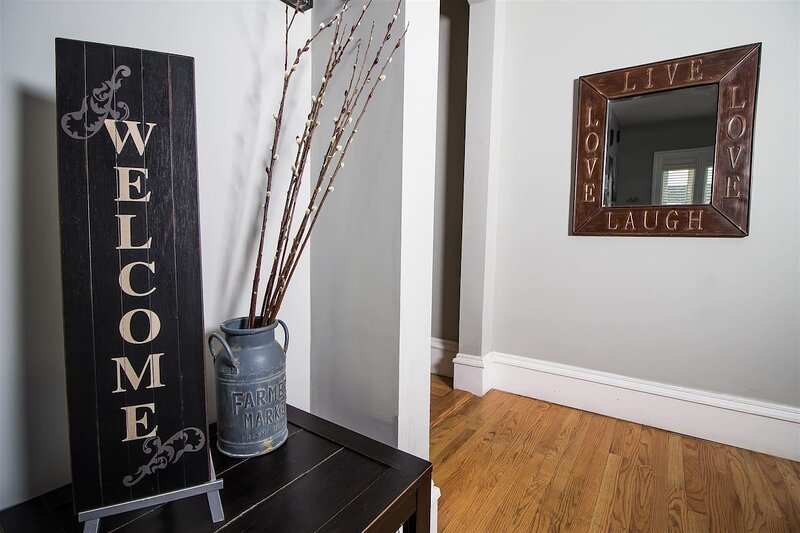 The Vintage Victorian, holiday rental in Barrington