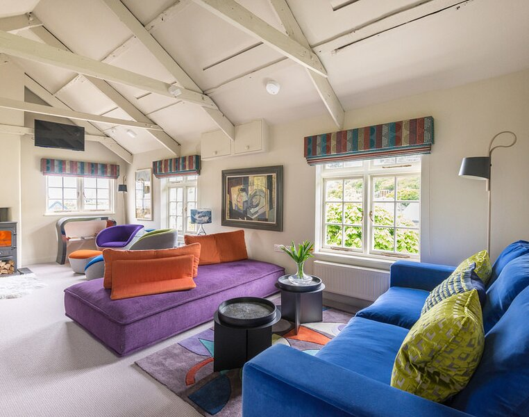 Crow's Nest, holiday rental in Trelights