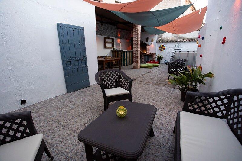 CASA RURAL ABUELA ANDREA, vacation rental in Los Yebenes