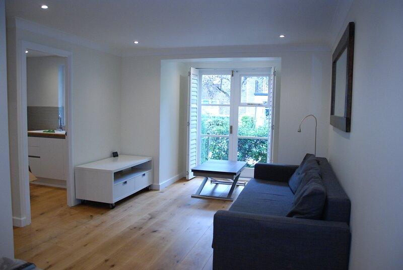 Brompton Studio, alquiler de vacaciones en Londres