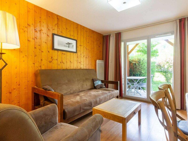 T2 cabine avec jardin, résidence Val de Roland, 5 personnes., holiday rental in Viey
