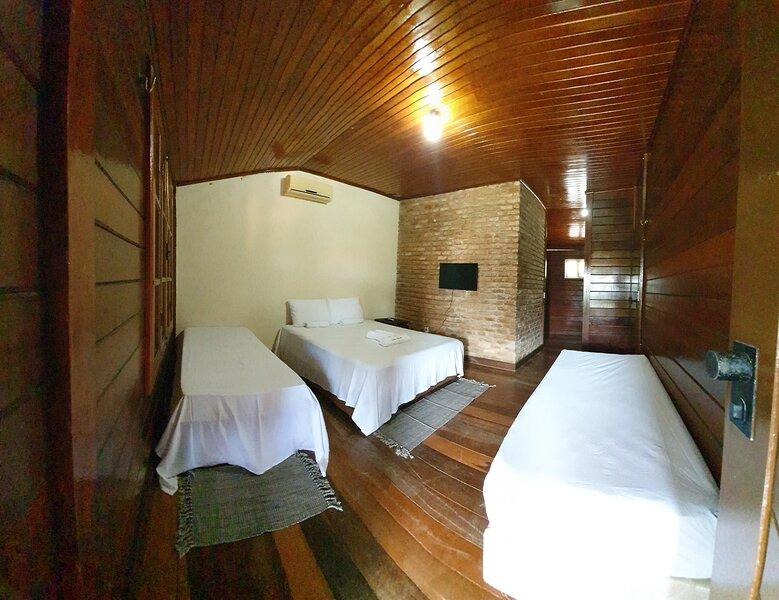 Private Room with Balcony, aluguéis de temporada em Caucaia