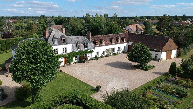 Domaine de Bel Ebat, vacation rental in Chevillon-sur-Huillard