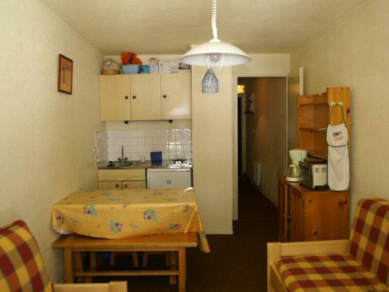 Appartement résidence les névés 1 – semesterbostad i Allevard
