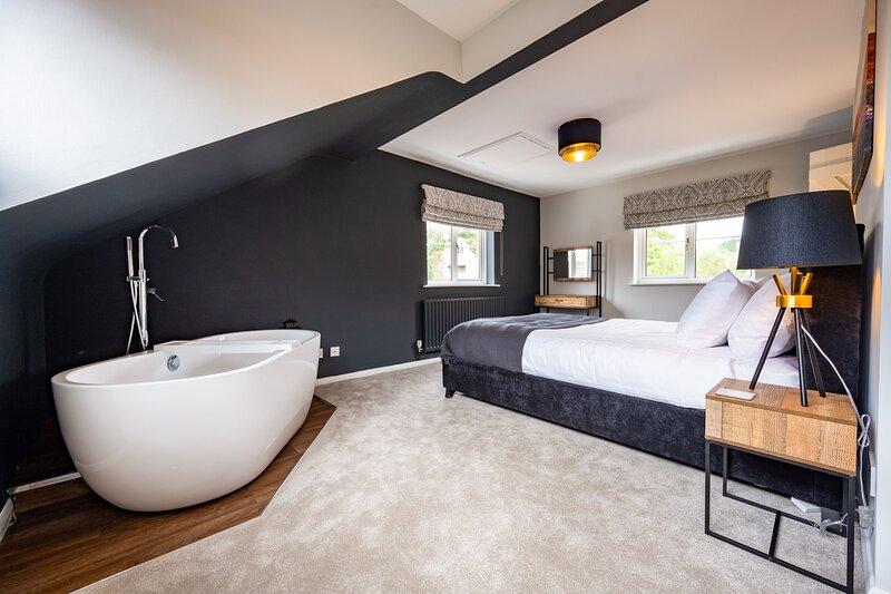 Inglenook, vacation rental in Briston