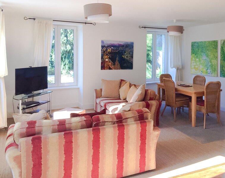 Sisley Apartment, Lehon, Dinan, Brittany, holiday rental in Dinan