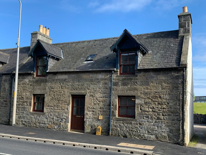 Highland House in the heart of Brora