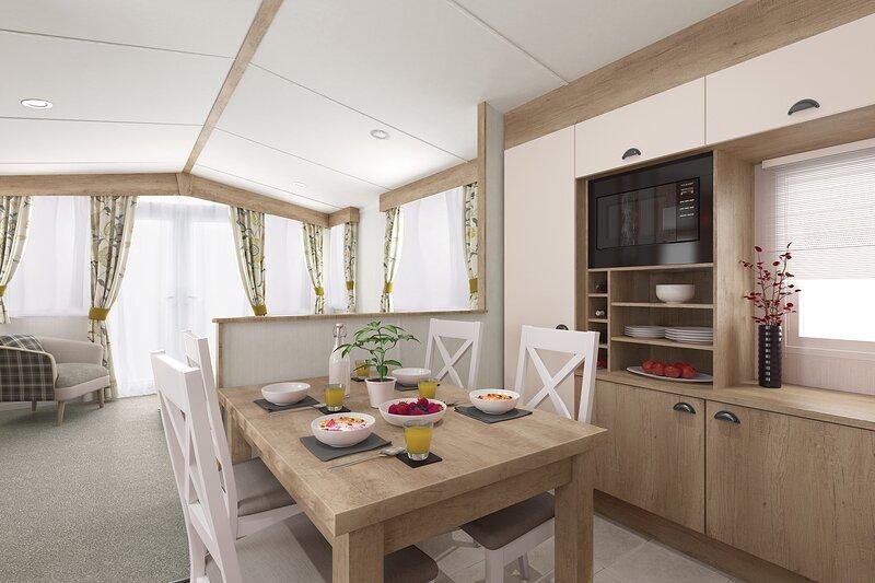 Biarritz Lodge, casa vacanza a Kingston-upon-Hull