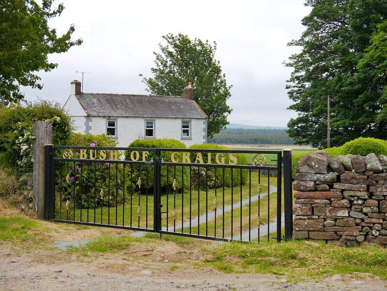 Bush of Craigs, location de vacances à Dumfries
