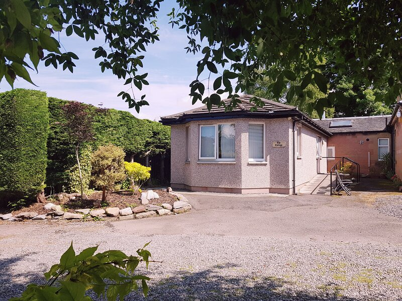 The Cottage, Inverness, holiday rental in Culloden