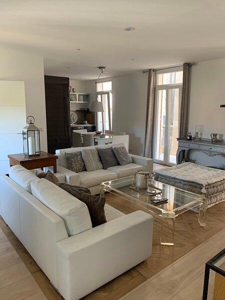 appartement de standing, holiday rental in Golfe-Juan Vallauris