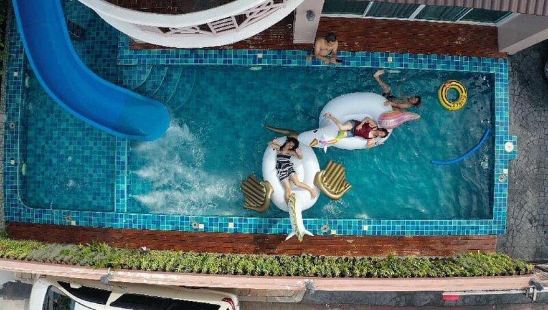 Pattaya Private Pool Villa 7 Bedroms, alquiler de vacaciones en Jomtien Beach