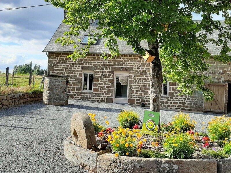 La Courteille, location de vacances à Saint-Fraimbault