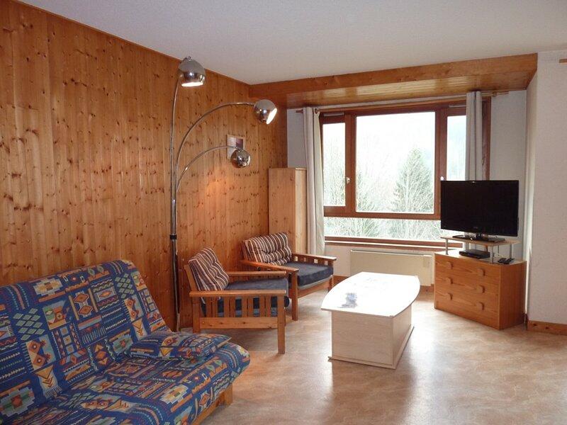 TER-ENCH-51 : Studio au centre de la station, alquiler de vacaciones en Saint Jean d'Aulps