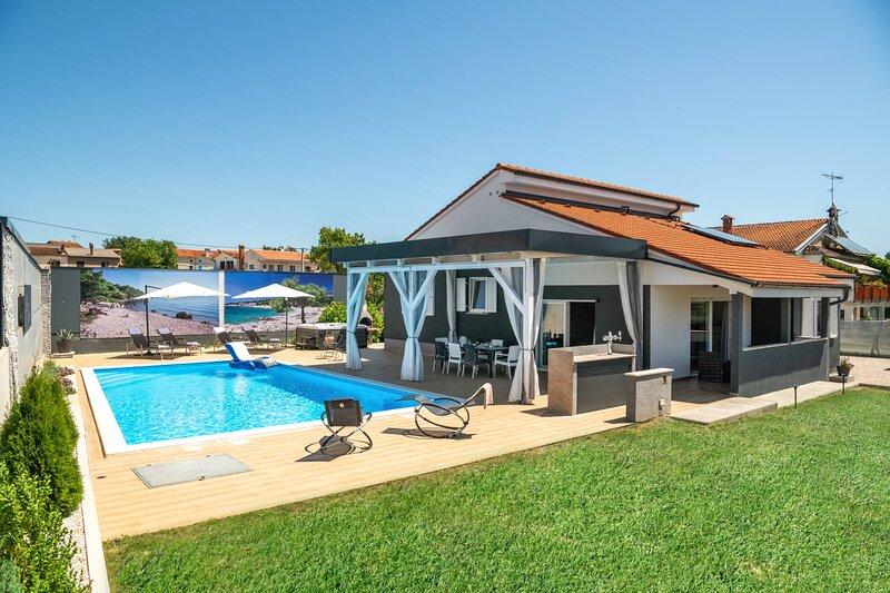 Villa Beauty, holiday rental in Kanfanar