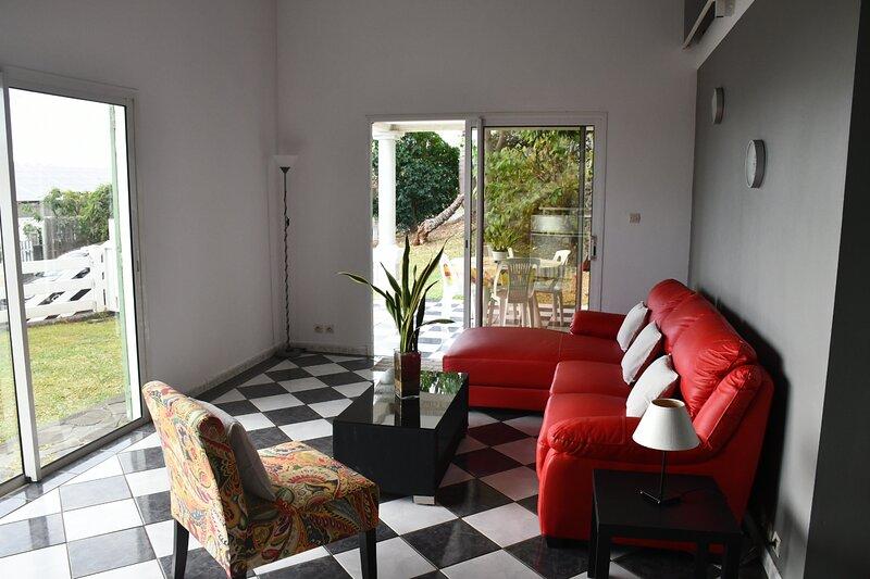 Villa Legarnisson - Ile de La Réunion - Vacances dans Océan Indien, holiday rental in Dos d'Ane