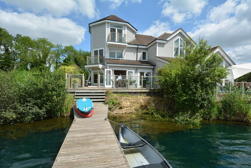 Scout on the Water, casa vacanza a Down Ampney