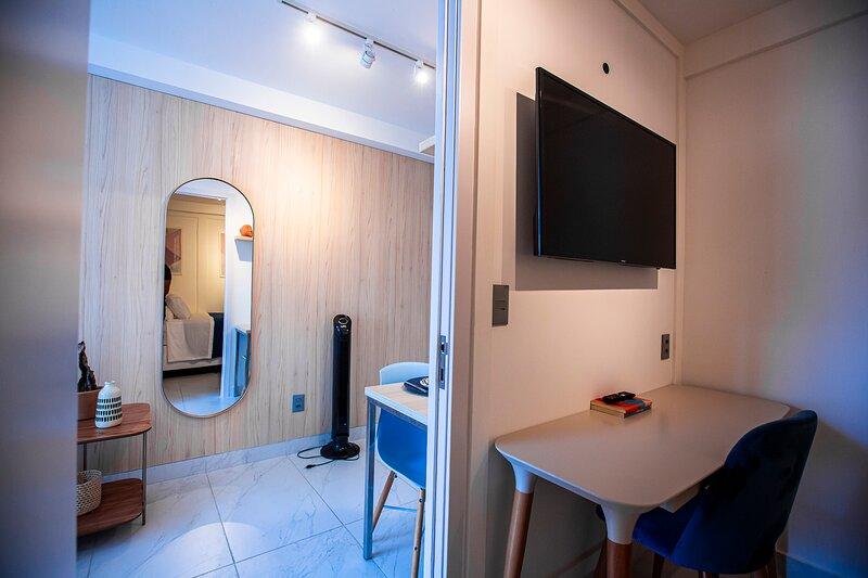 Apartamento Beira Mar do Bessa com Jacuzzi privativa, holiday rental in Conde