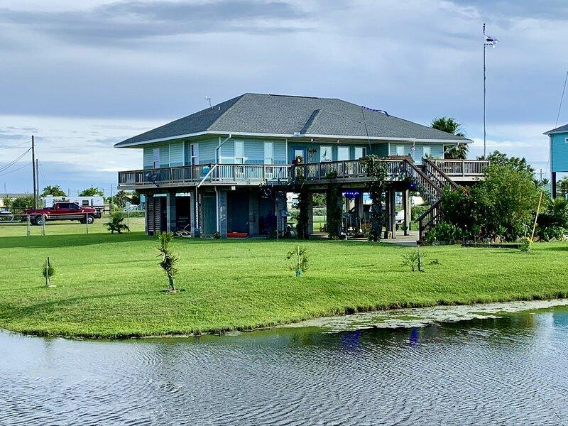 Blue Heaven, alquiler vacacional en Crystal Beach