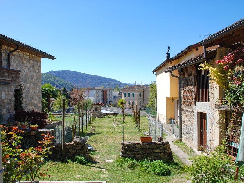 SÜ-DA-CO, vacation rental in Miglieglia