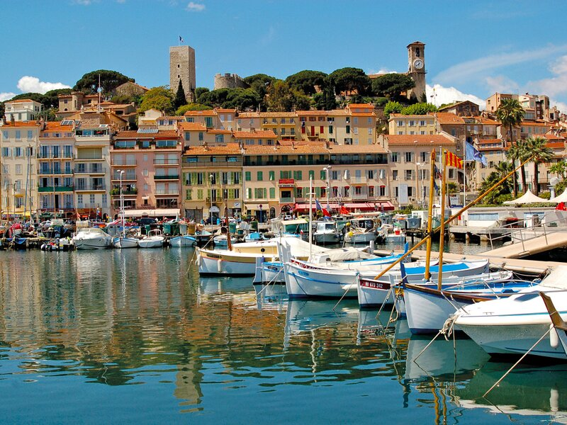 Les Pins D'Alep, holiday rental in Le Cannet
