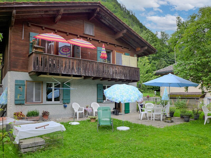 Erika, holiday rental in Giswil