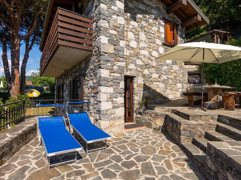 Baita Casinèll (SRC215), holiday rental in Samolaco