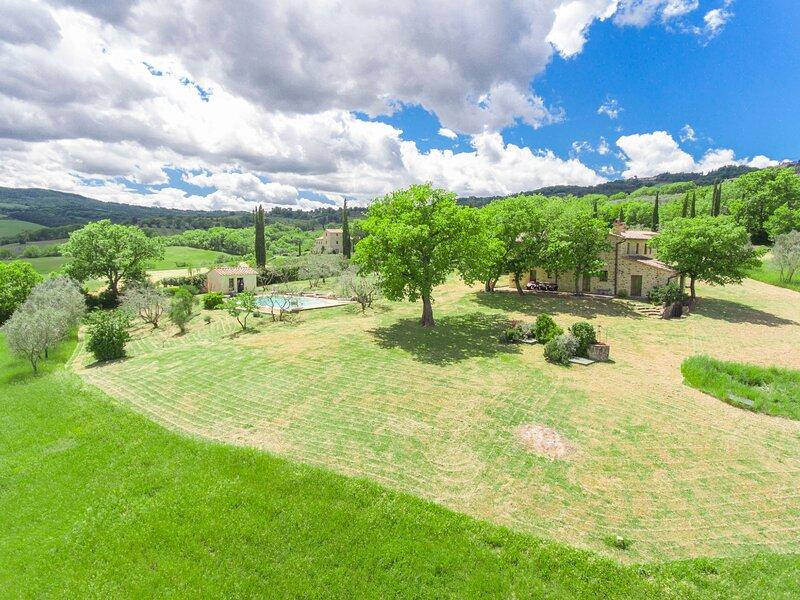 Casa Frati, casa vacanza a Castiglione D'Orcia