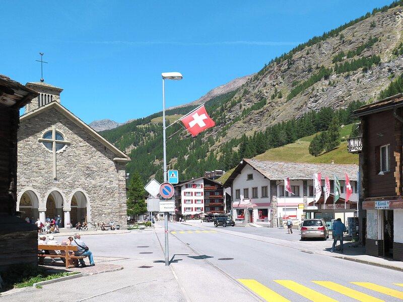 Weideli, holiday rental in Saas-Grund