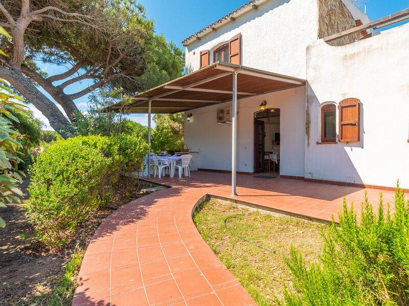 Villa Katia, location de vacances à Valledoria