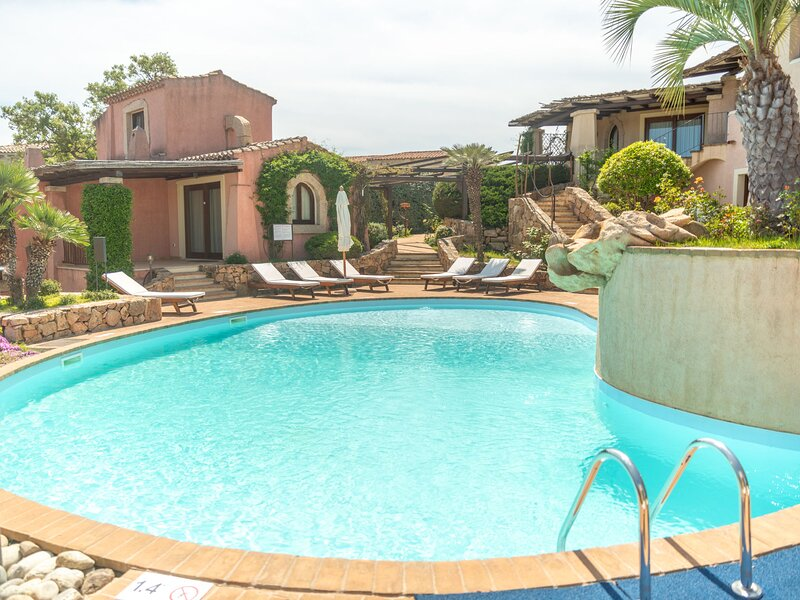 Corbezzolo 11 - Vista Village, holiday rental in Porto Rafael