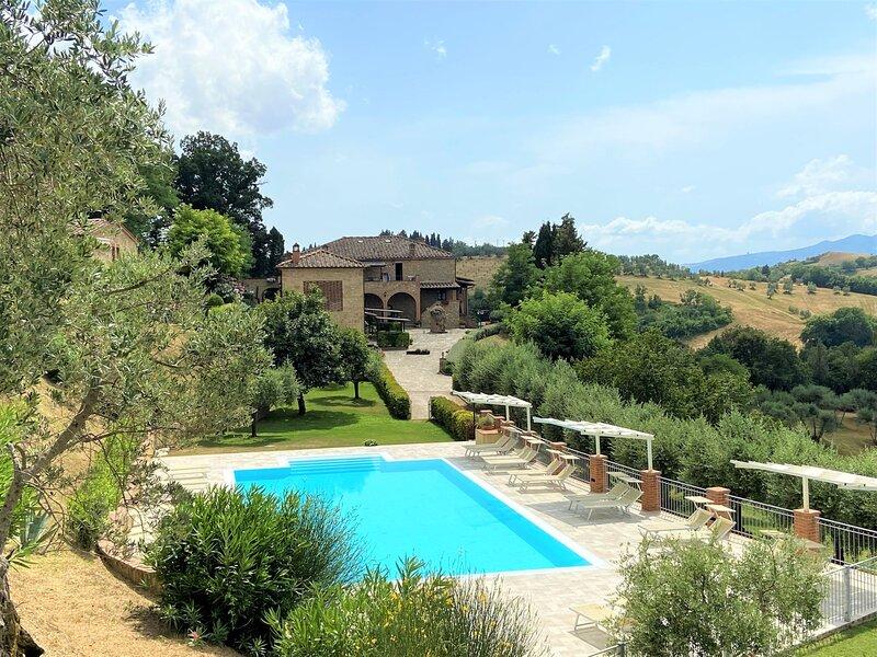 Stregaia, casa vacanza a Montaperti