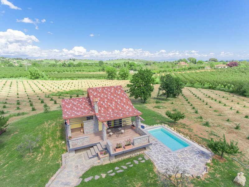 Melograno, holiday rental in Sutri