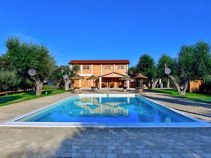 Villa Blu Cobalto, holiday rental in Mesagne