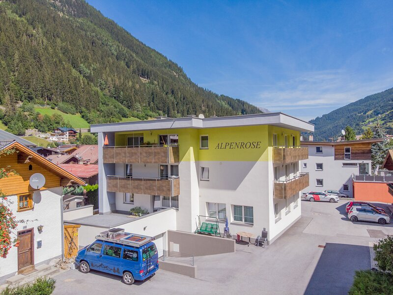 Alpenrose, holiday rental in See