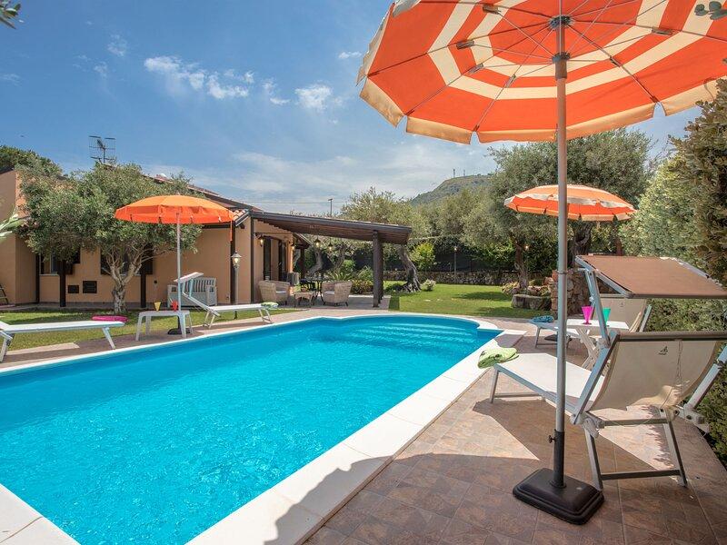 Jancaliva, location de vacances à Mazzaforno