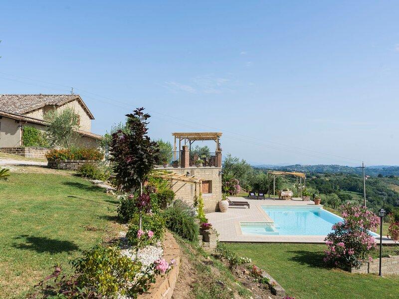 Casale della Croce (TOI130), holiday rental in Montasola