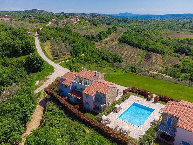 Vilini, holiday rental in Verteneglio