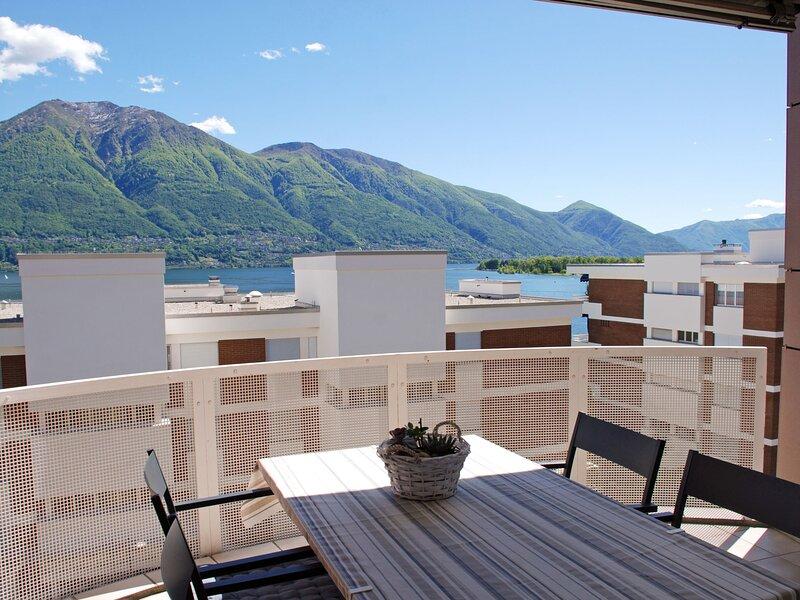 Residenza Canto Sereno, holiday rental in Minusio